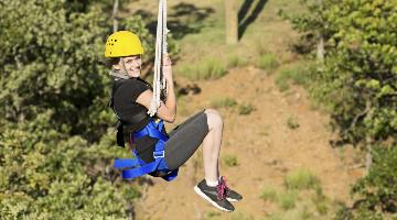 High and Low Ropes