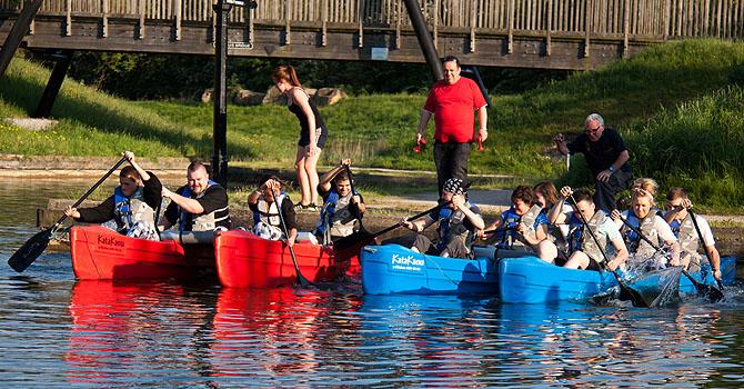Kata canoeing