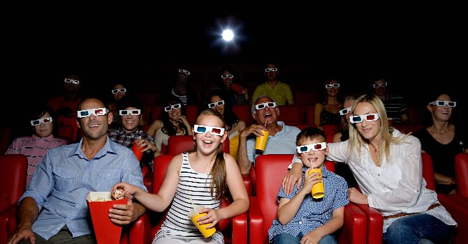 4D Cinema at CONKERS