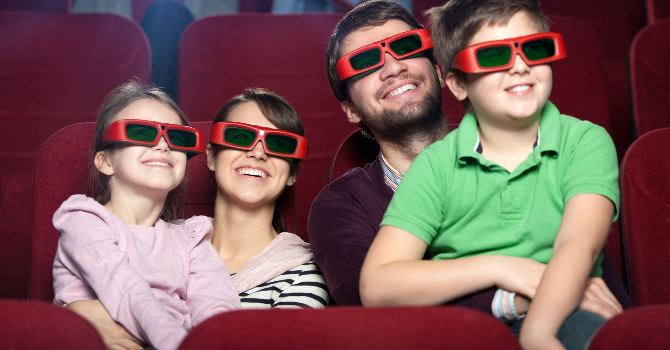 The new 4D Cinema