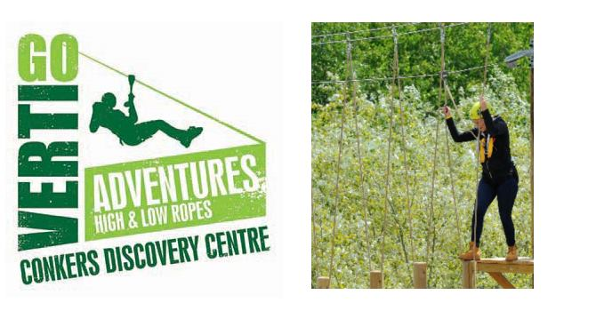 Vertigo Adventures Special Offer Save £26