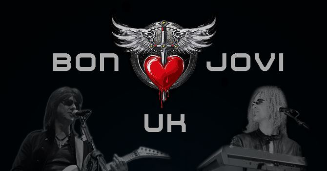 Bon Jovi Tribute, Saturday 26th May. Performed in the covered amphitheatre with licensed bar.