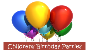 Childrens Birthday parties