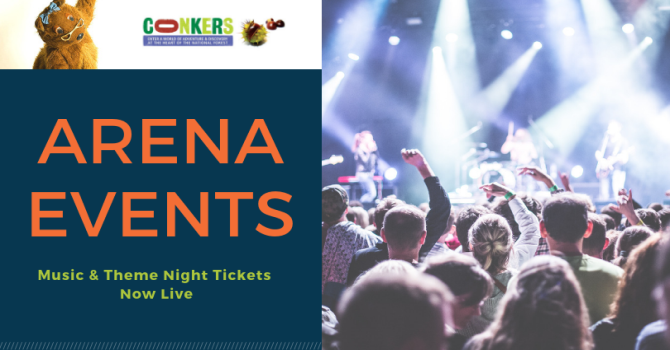 Tickets Now Live For Arena's Entertainment Nights
